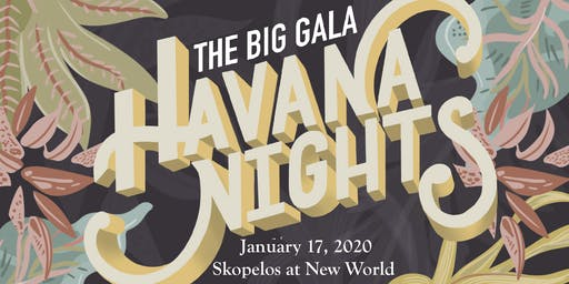 The Big Gala: Havana Nights