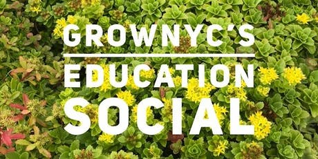 GrowNYC Education Spring Social tickets