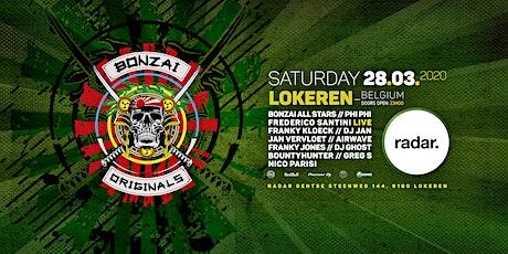 Bonzai Originals tickets