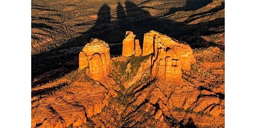 Sedona scenic hiking tour (01-19-2020 starts at 10:00 AM)