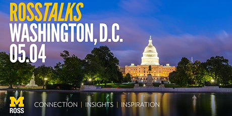 RossTalks Washington, D.C. tickets
