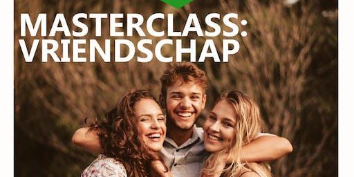 Echte Vriendschap Millennial Masterclass, seksuologe Minella van Bergeijk