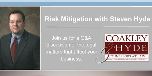 Risk Mitigation with Steven Hyde - December