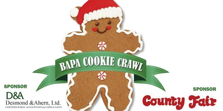 2019 Cookie Crawl tickets