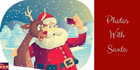 Sion Farm Family Christmas with Santa tickets