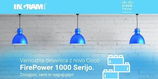 IngramMicro Delavnica - Cisco Firepower 1000