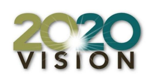 20/20 VISION: WEEKEND VISION BOARD AND NETWORKING RETREAT