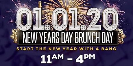New Year's Day Hangover Brunch - 2020 Baby tickets