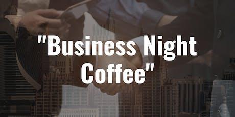 Business Night Coffee by Centro de Negocios Américas Unidas entradas