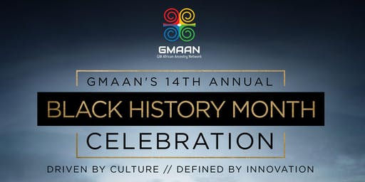 14th Annual GMAAN Black History Month Celebration