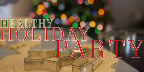 PBLTC - Healthy Holiday Party tickets