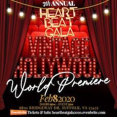 7th Annual Heartbeat Gala 2020 tickets