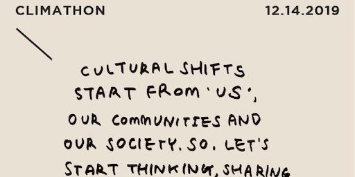 Climathon 2019: 기후변화 환경대책 해커톤을 개최합니다!
