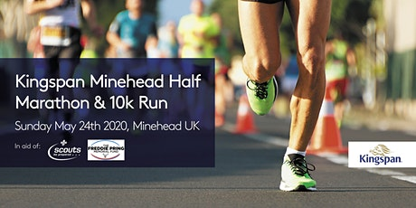 Kingspan Half Marathon & 10k run tickets