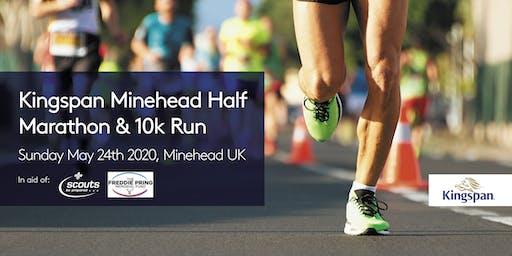 Kingspan Half Marathon & 10k run