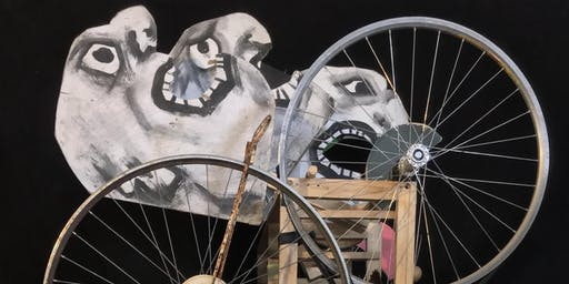 Bread and Puppet Theater presents The Bad Bedsheet Existibility Show