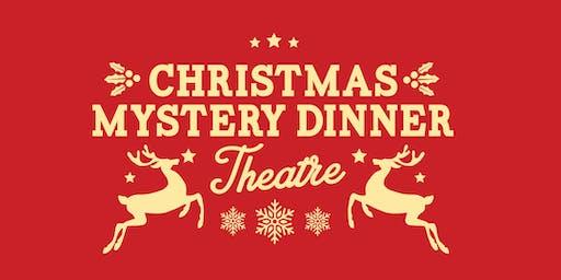 Christmas Mystery Dinner Theatre