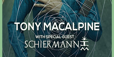 Tony MacAlpine tickets