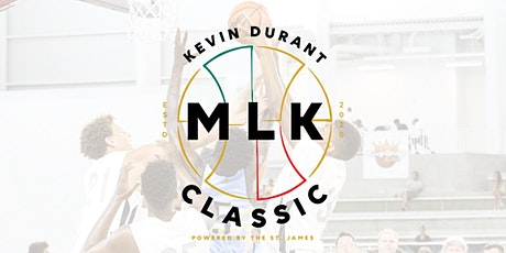 Kevin Durant MLK Classic  Powered by The St. James tickets