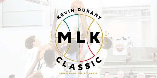 Kevin Durant MLK Classic  Powered by The St. James