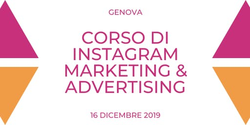 Corso di Formazione di Instagram Marketing e Advertising