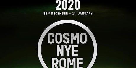 Capodanno Cosmo Festival NYE - 31/12/2019 - 0698875854 biglietti