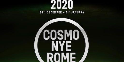Capodanno Cosmo Festival NYE - 31/12/2019