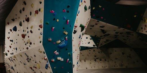 NOBULL Goes Rock Climbing