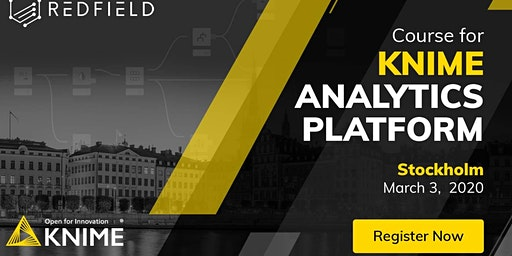 KNIME Analytics Platform Course (2 days)