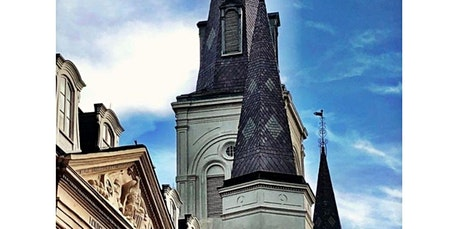 Big Easy Strolls:  A French Quarter Tour For Matures (06-22-2020 starts at 8:00 AM) tickets