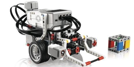 Robotics for Kids - Lego Mindstorms Challenge tickets