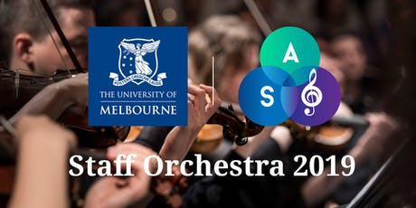 University of Melbourne Staff Orchestra Concert  tickets