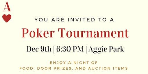 Poker Tournament / Fundraiser