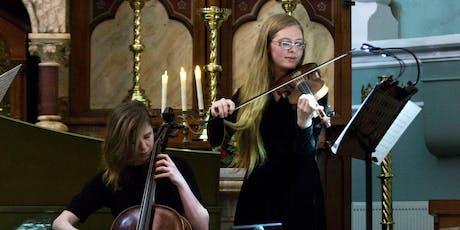 'A Baroque Christmas' with Ensemble Dagda tickets