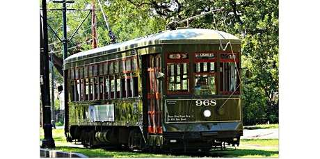 Destined To Be Different:  The Garden District Walking Tour (05-30-2020 starts at 10:30 AM) tickets