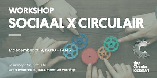 Sociaal X Circulair: Workshop