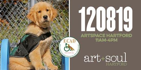 Art+Soul Hartford: A holiday market to benefit ECAD tickets