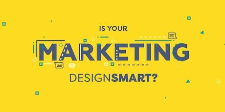 Is your marketing DesignSmart? tickets