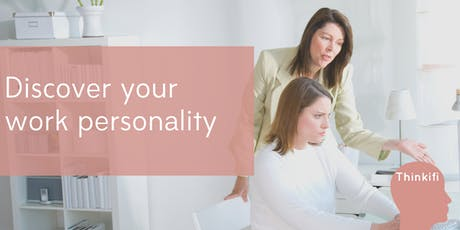 Discover Your Work Personality tickets