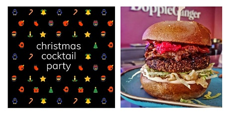 Dopple Christmas Cocktail Party tickets