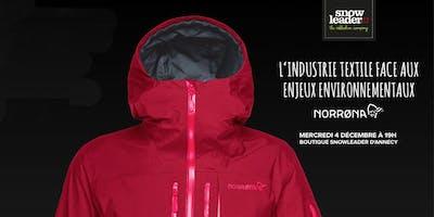 Norrona : L'industrie textile **** aux enjeux environnementaux