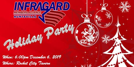 HSV-InfraGard Holiday Party tickets