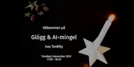 AI-Glögg och Seminarium torsdag 5/12 tickets