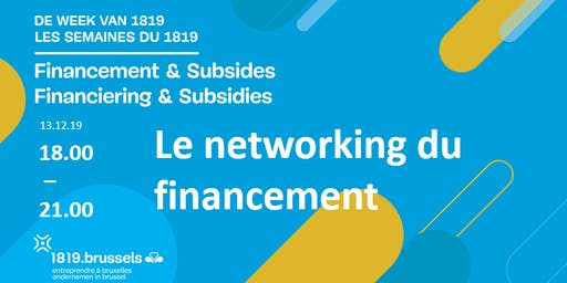 Le networking du financement