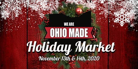 2020 Ohio Made Holiday Market tickets