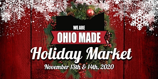 2020 Ohio Made Holiday Market