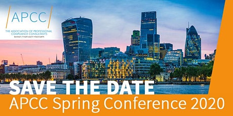 APCC Spring Conference 2020 tickets