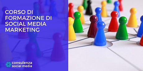Corso di Formazione di Social Media Marketing a Genova: come sviluppare strategie efficaci online  tickets