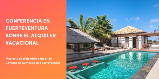 Conferencia en Fuerteventura sobre el alquiler vacacional