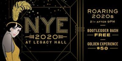 Roaring 2020s NYE at Legacy Hall